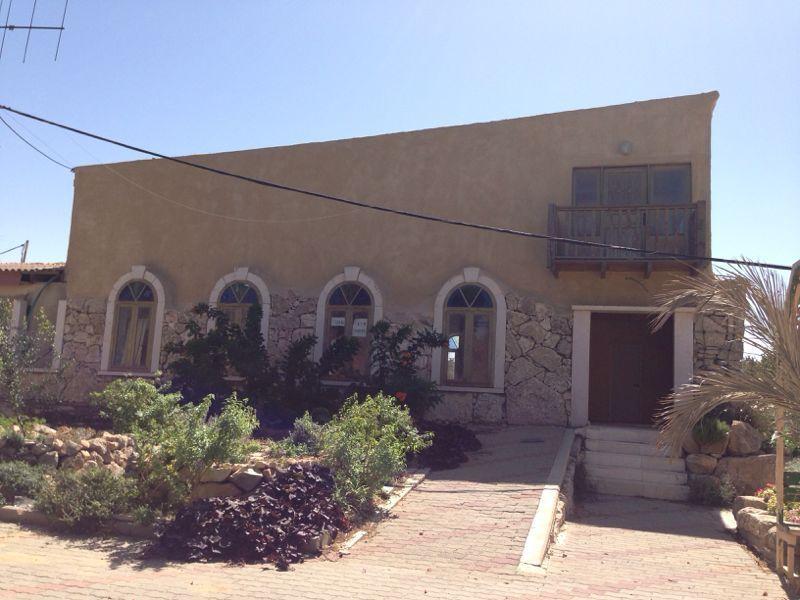 Restored Community Center