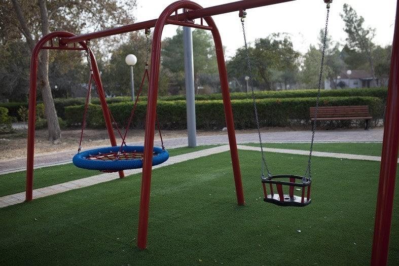 Bright Playground