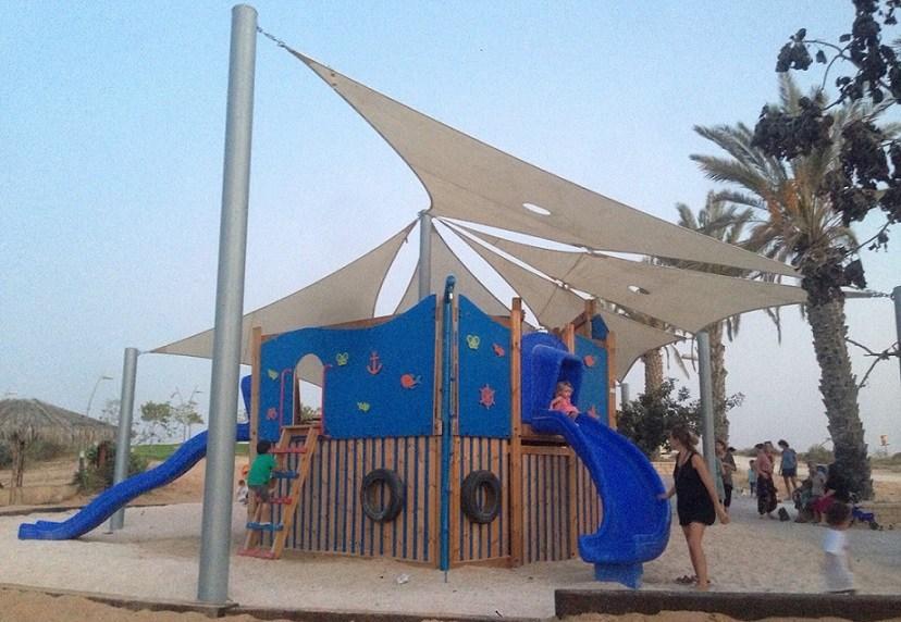 Desert Playground